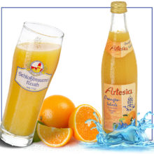 SCHLOSSBRAUEREI-Reuth_ARTESIA_Orangesaftschorle