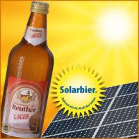 Reuter Lager - Solarbier